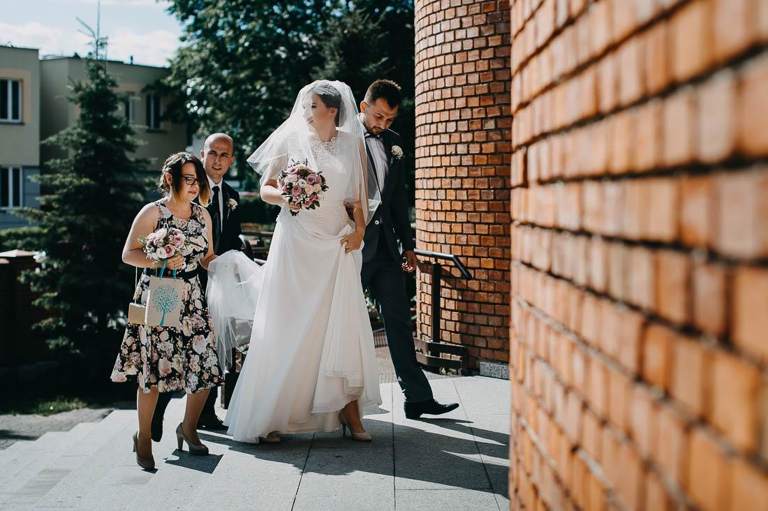 zdjęcia ślubne Zamość