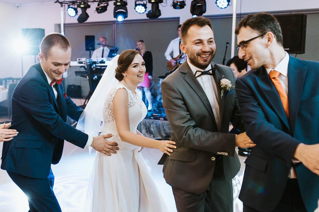 fotografia weselna Gościniec nad Wisłą