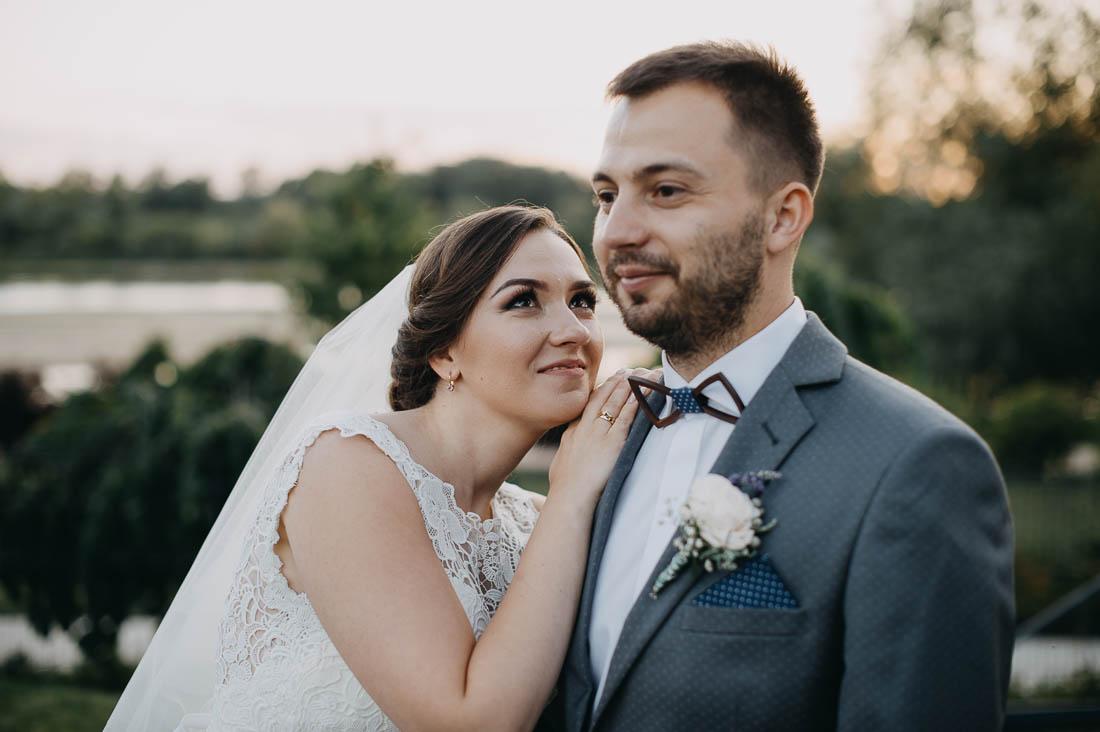 zdjęcia ślubne Gościniec Puławy