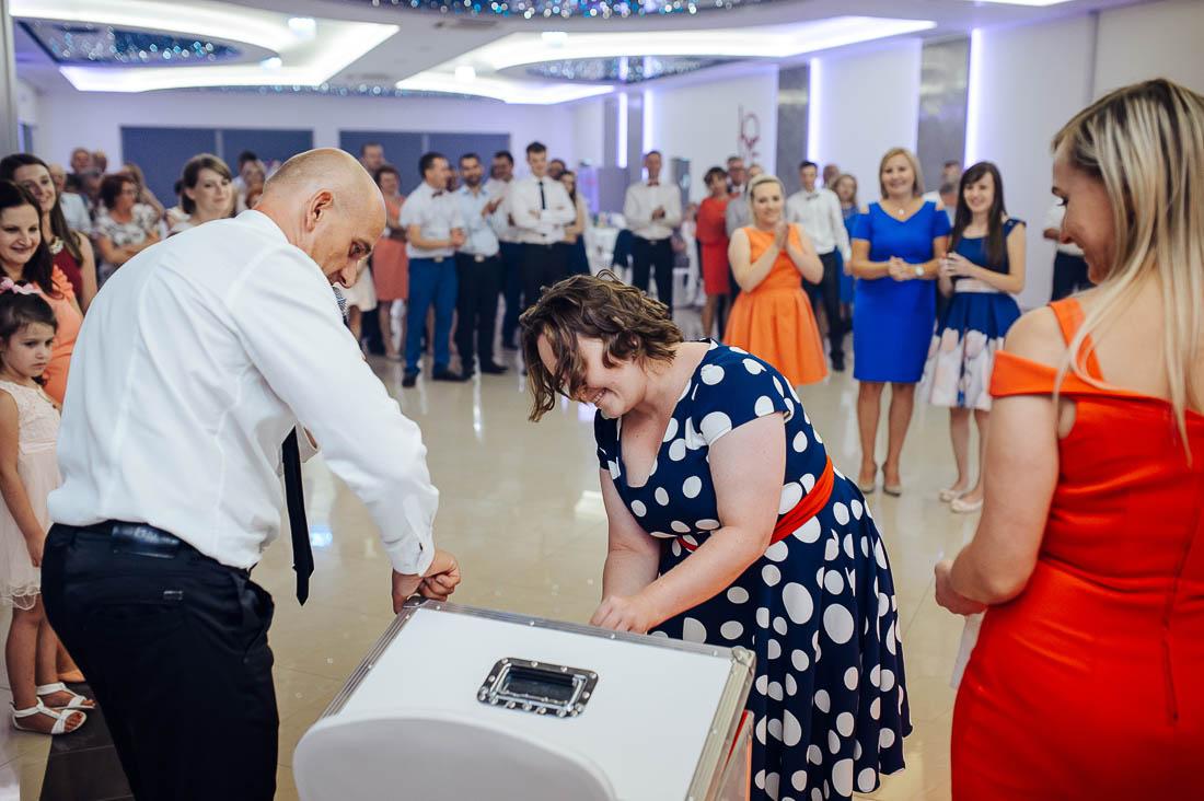 zabawy weselne Puławy