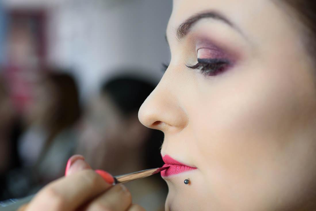 make-up ślubny Puławy
