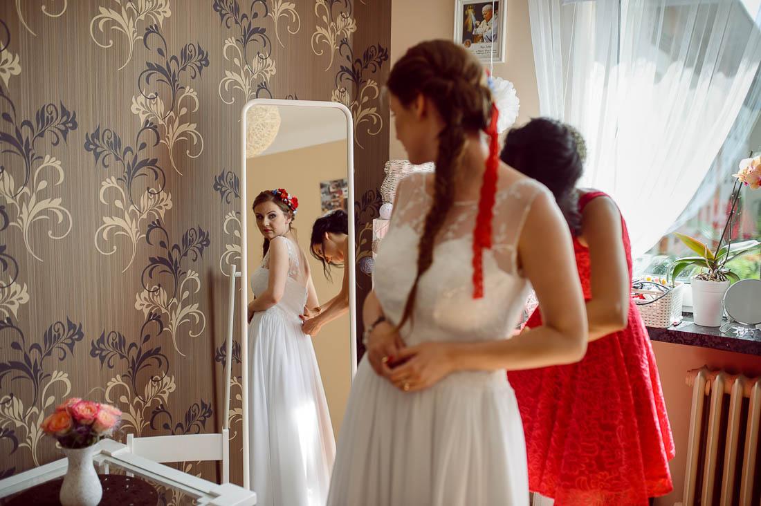 przygotowania ślubne Ryki