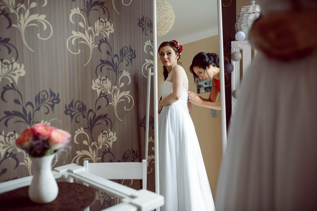 przygotowania ślubne Garwolin