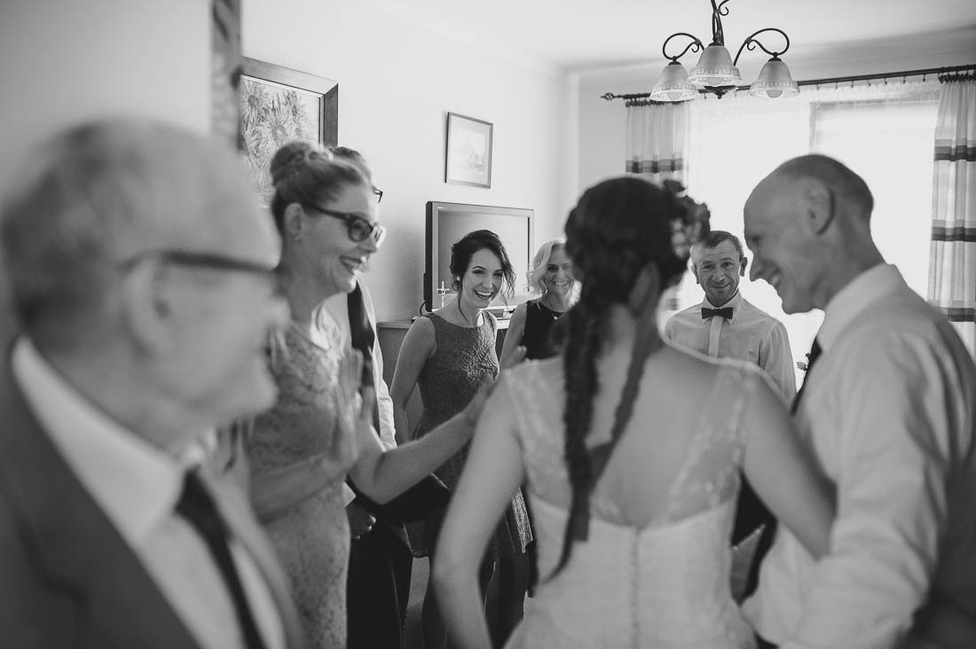emocje na ślubie Lublin