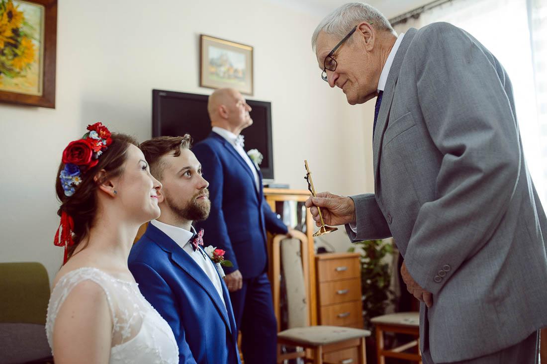 błogosławieństwo ślubne Lublin