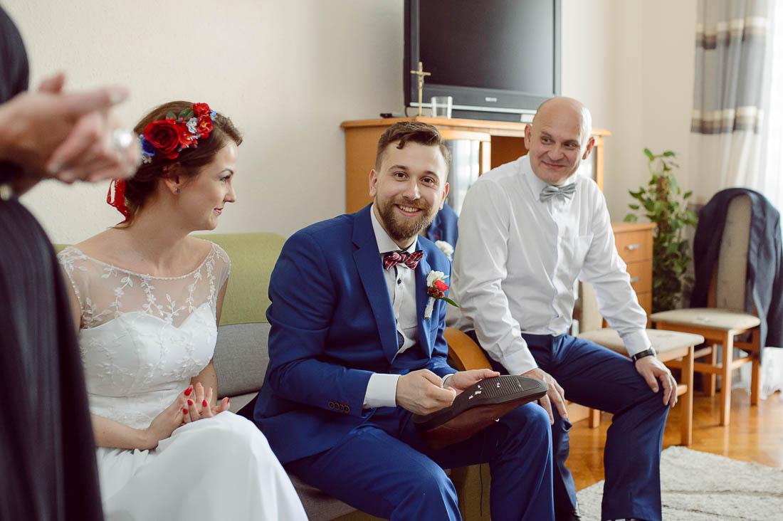 Historia ślubna Puławy