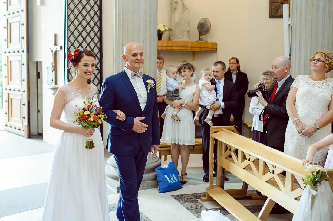 ślub kościelny Zwoleń