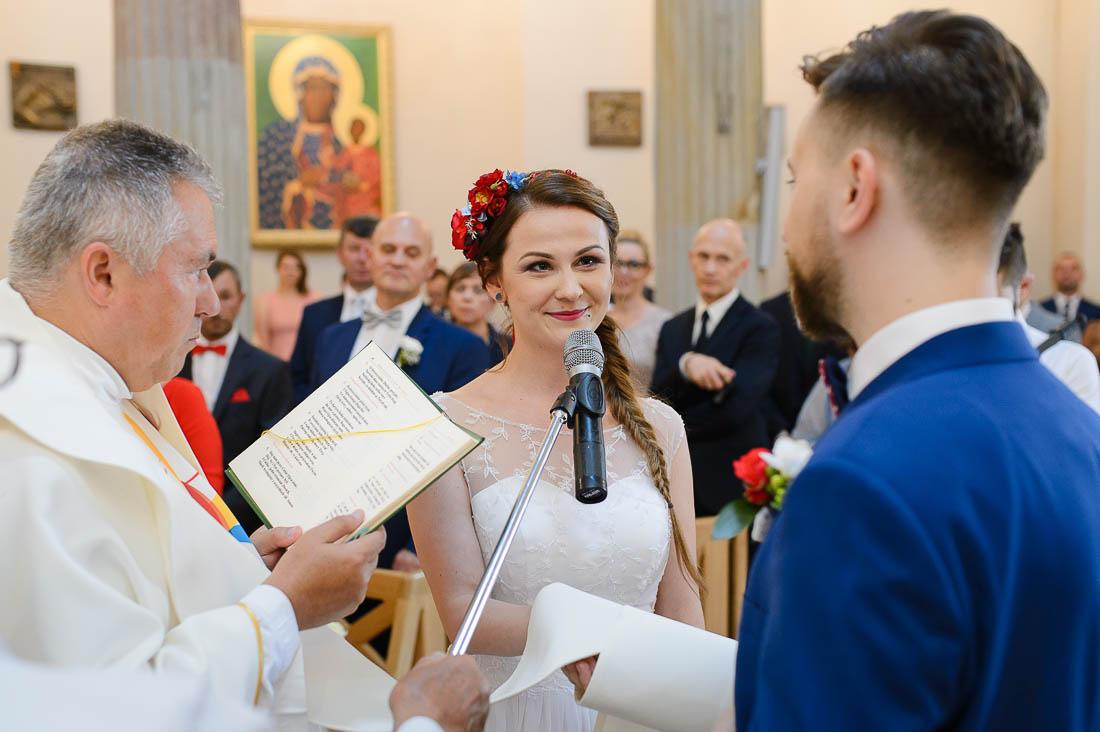 ceremonia ślubu Puławy