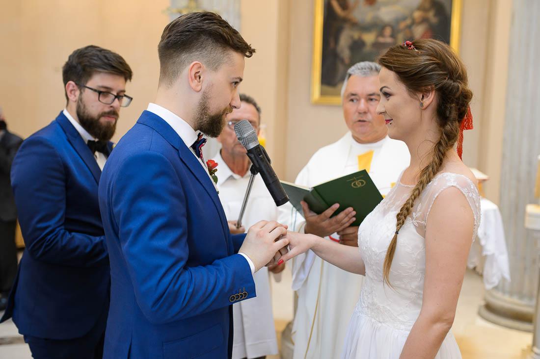 zaślubiny w Dęblinie