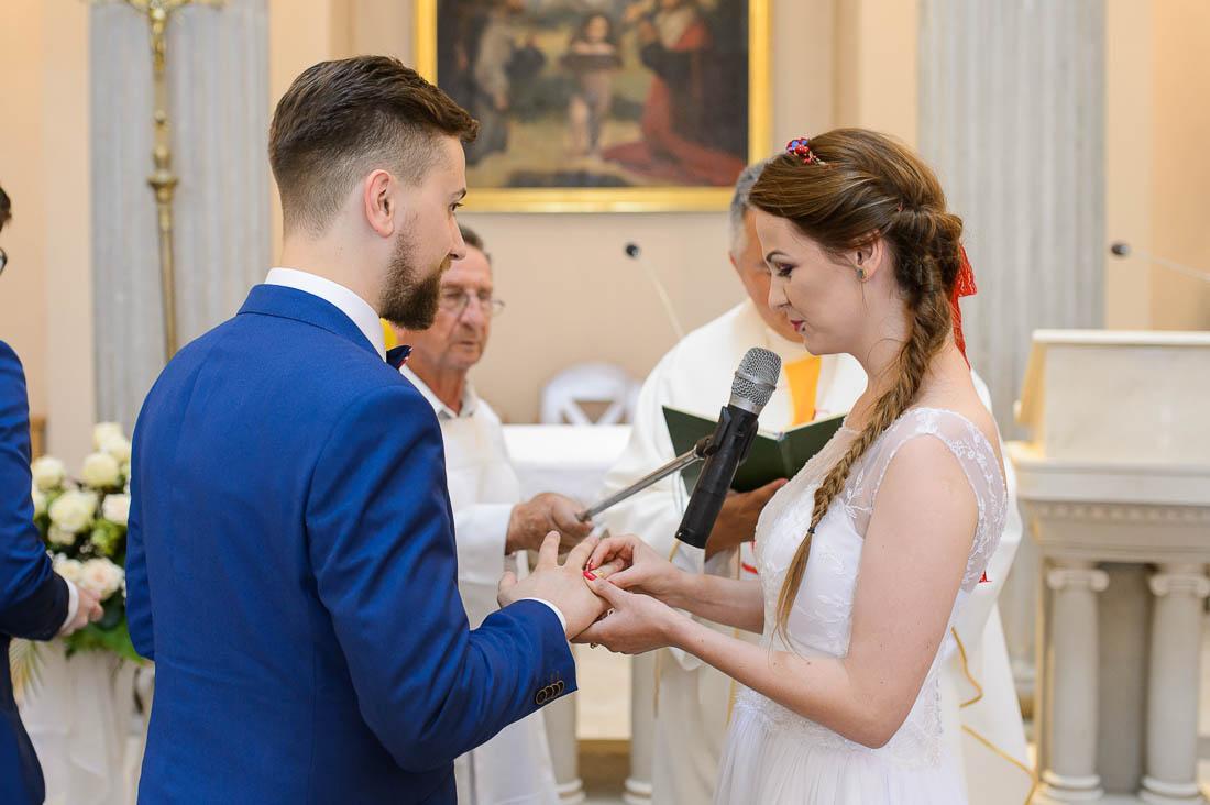ślub kościelny Puławy