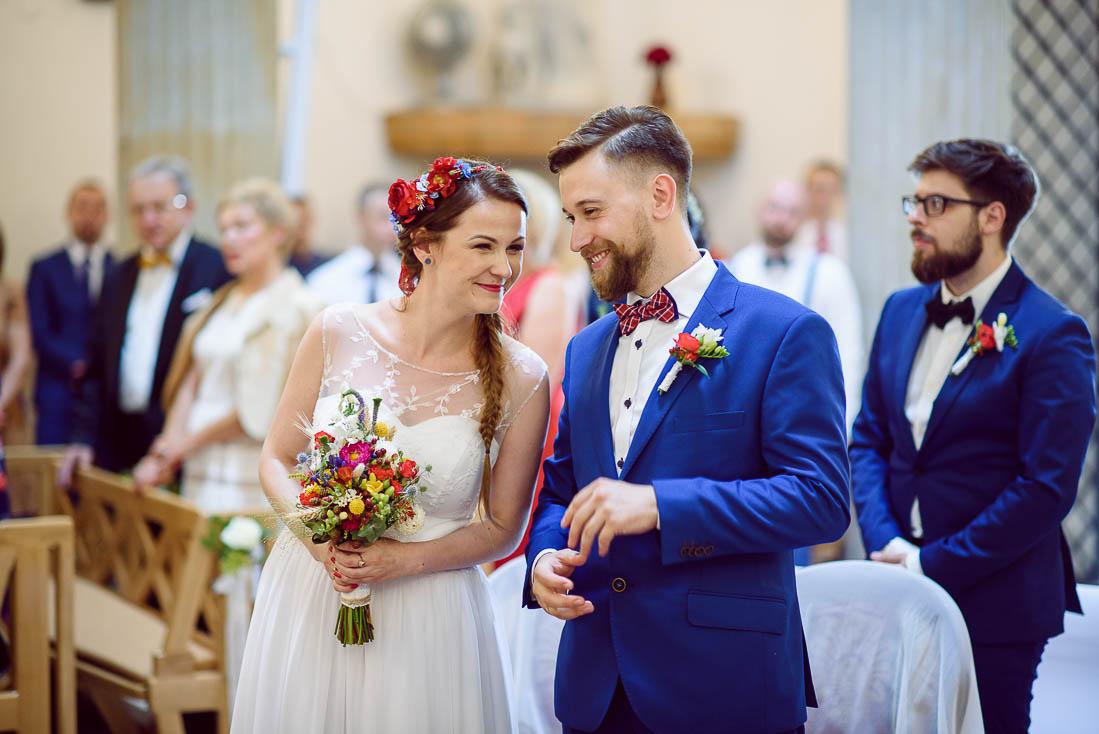 ceremonia ślubu w Lublinie