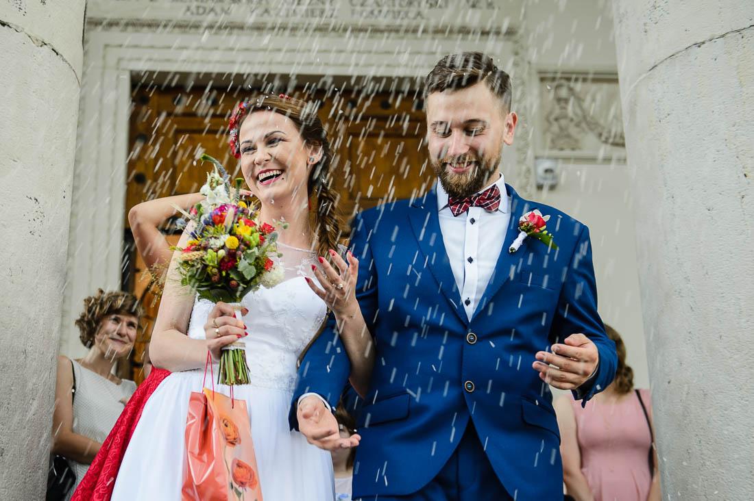 zdjęcia ślubne w Puławach