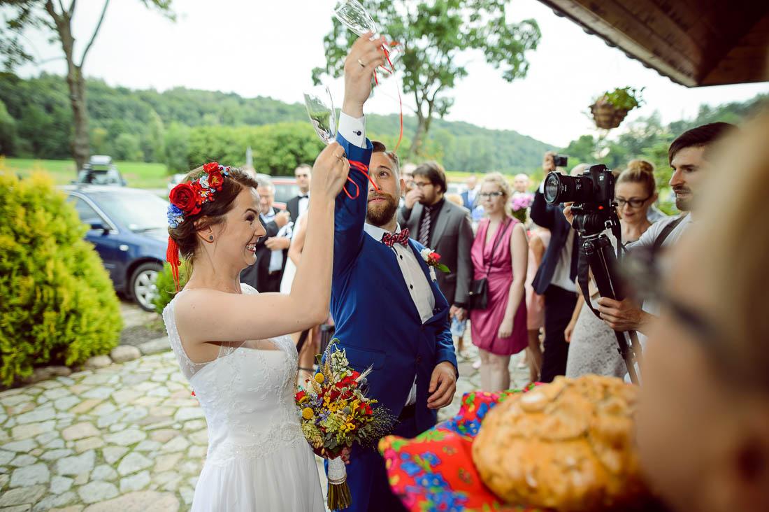 Zdjęcia ślubne Bochotnica