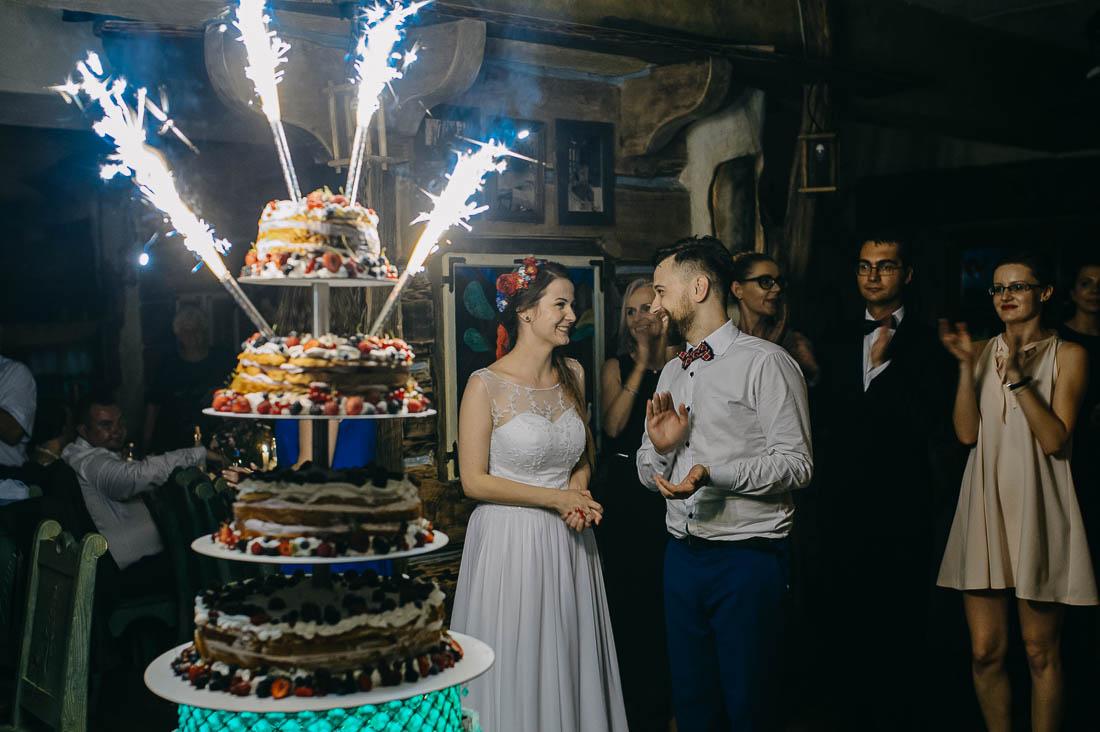 fotograf tort weselny Puławy