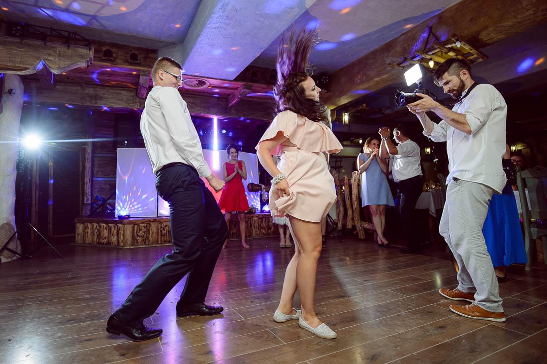 zdjęcia na ślubie Dęblin