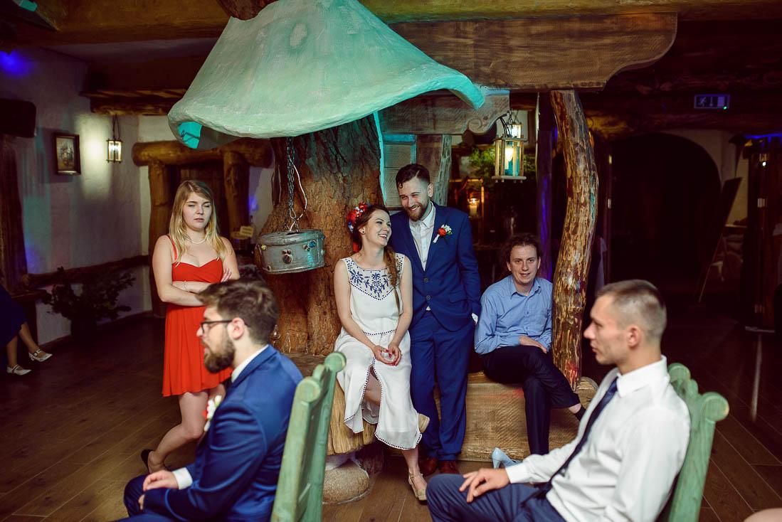 zdjęcia na ślubie Kazimierz Dolny