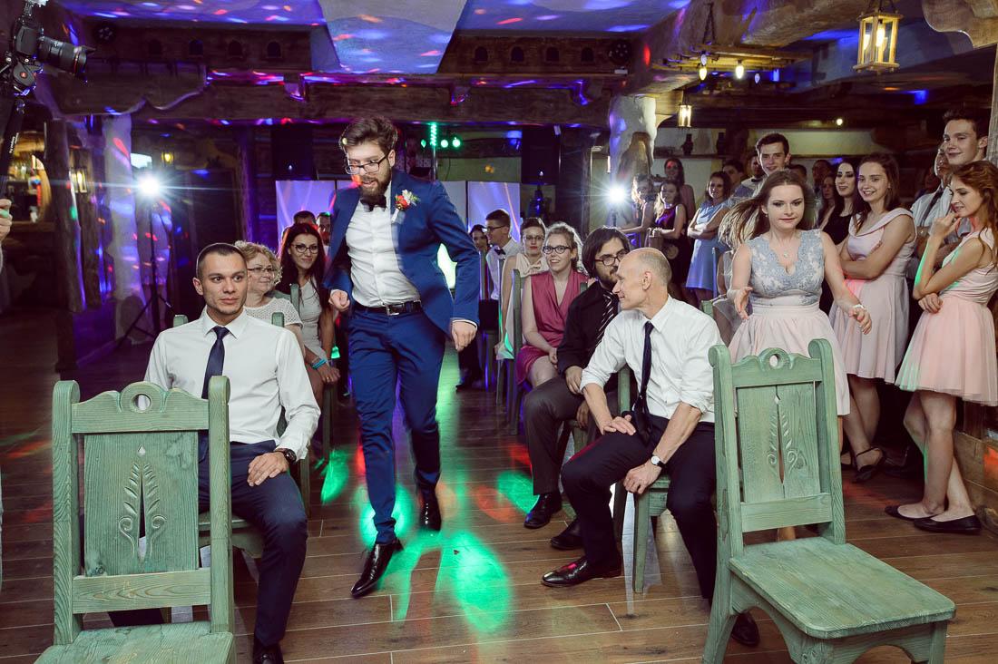 zdjęcia na ślubie Kazimierz
