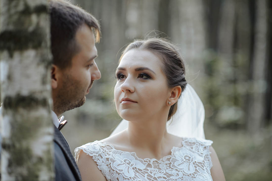 fotografia ślubna Zwoleń