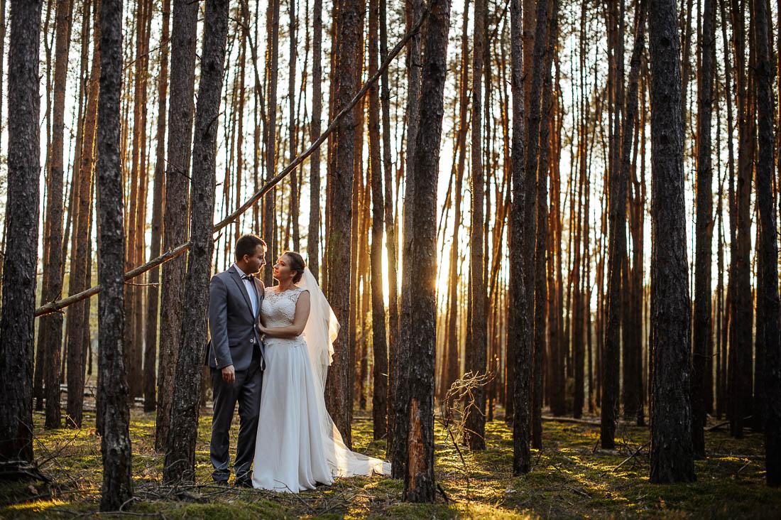 zdjęcia ślubne Garwolin