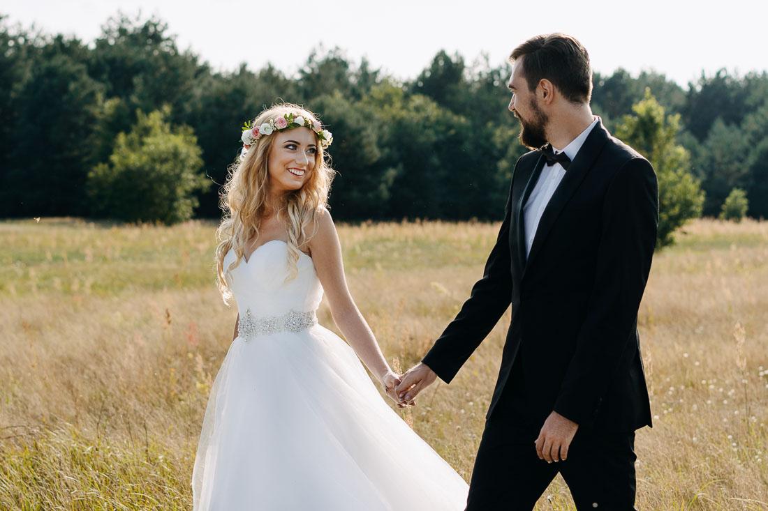 zdjęcia ślubne lubleskie