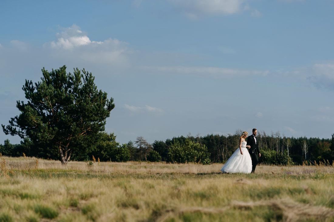zdjęcia ślubne rezerwat Piskory